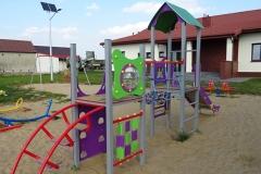Zadanie: Budowa elementów małej architektury w m. Kopina